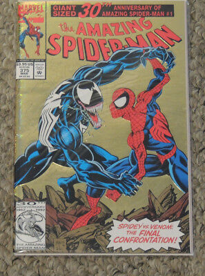 The Amazing Spider-Man #375 (Mar 1993, Marvel)