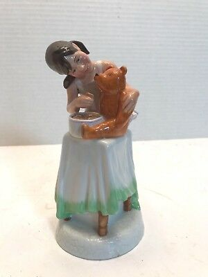 Royal Doulton Childhood Days And One For You HN 2970 Hand Made and Decorated 25