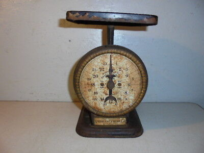 Antique 1898 American Family Scale By American Cutlery Works