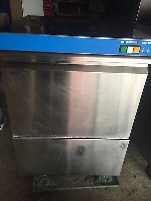 Commercial Undercounter Dishwasher /500 Basket / Drain Pump /Lovely Condition /