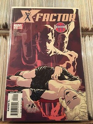 X-Factor X-men #2 vol. 3 regular and variant covers NM Free Shipping