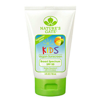 Kids Broad Spectrum Sunscreen SPF50 4 Oz
