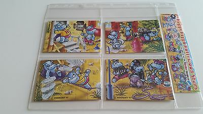 Puzzle Completo 1997 Die Happy Hippo Hollywood Stars + Tutte Bpz + Cartina Serie