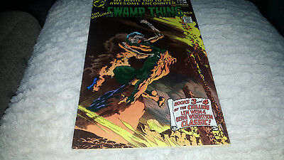 DC Special Series #14 - The Original Swamp Thing Saga (Summer 1978, DC) VF/VF+