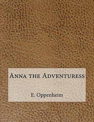 NEW Anna The Adventuress BOOK (Paperback / softback) Free P&H