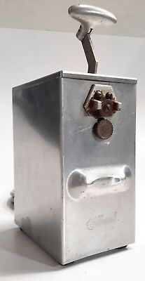 Edlund 266 Single One Speed Tabletop Commercial Ss Electric Can Opener 115V