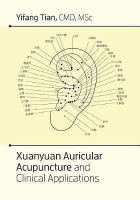 NEW Xuanyuan Auricular Acupuncture And Clinical... BOOK (Paperback)