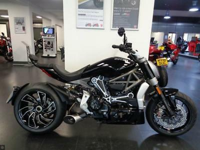 Ducati Xdiavel S, Free Termignoni Race Cans!