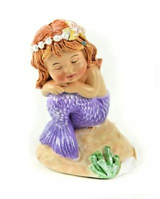 Miniature Fairy Garden Sleeping Mermaid #1 - Buy 3 Save $5