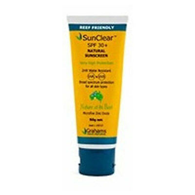 SunClear Natural Sunscreen SPF30 1.76 fl oz