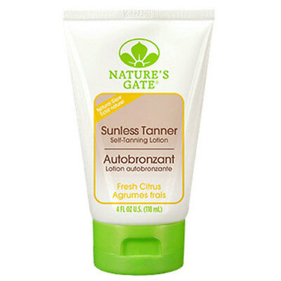 Sunless Tanner 4 oz by Nature's Gate