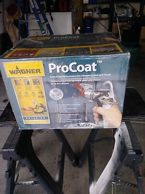 Wagner ProCoat Airless Paint Sprayer Version II Inlet Valve 0504407A