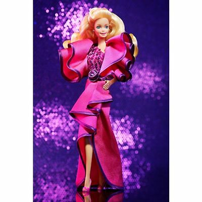 New Barbie Dream Date Doll Superstar Forever Collection Nrf Shipper Cht05 Gold L