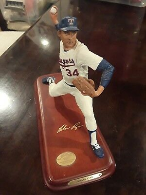 danbury mint baseball figurines