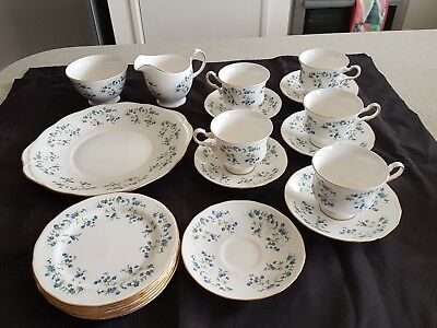 Vintage Queen Anne Set