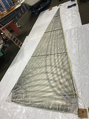 Spinnaker Staysail By North in Fair Condition 45.1 ft Luff