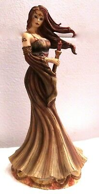 Celtic Witch Goddess Fairy by Jessica Galbreth Retired