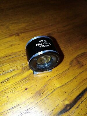 Vintage Kine Tele-Wide Finder