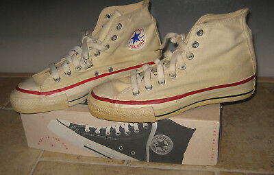 stable quality pick up exclusive shoes VINTAGE RARE CONVERSE CHUCK TAYLOR ALL STAR Made in USA High ...