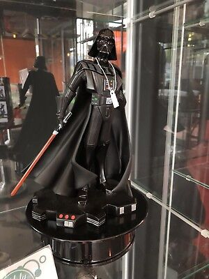 Animated New Star Wars Darth Vader Figure Resin Statue Clone Wars