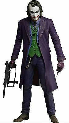 New Play Arts Batman Dark Knight Joker Figure Exellent Condition Never Opened