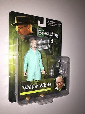 Brand New Breaking Bad Walter White Figure Exellent Condition