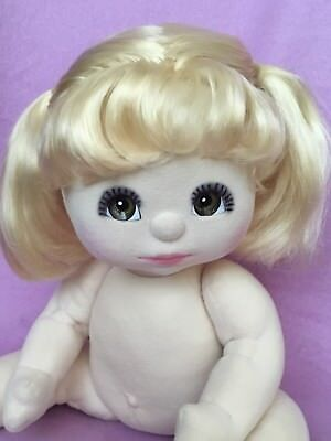 US Puppy Tail <> Brown Eyes <> Platin Blond Hair <>  SOLD NUDE ~ Reduced Was 129