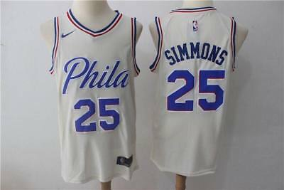 Ben Simmons City Edition Jersey By Nike