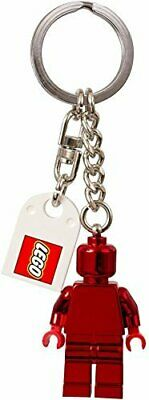 Genuine LEGO RED CHROME VIP KEYCHAIN - 2017 version - 6195777