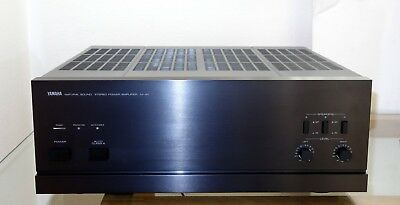 Yamaha Class A Stereo Endstufe M-40