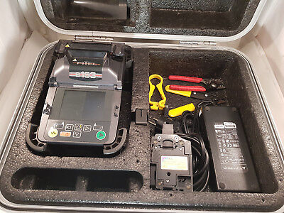 Fitel S153A, S153 Hand-Held Active Alignment Fusion Splicer RRp 9100usd