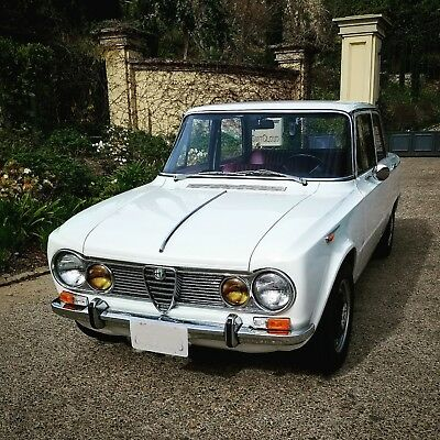 1965 Alfa Romeo Giulia Ti 1965 ALFA ROMEO Ti * NO EXPENSE SPARED* Real Ti with 2.0 Upgrades
