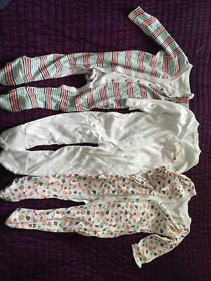 baby boy sleepsuits 12-18 months