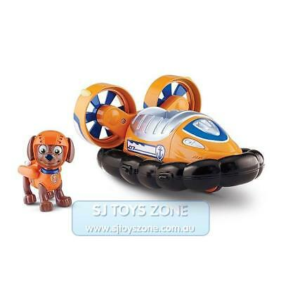 Spin Master Paw Patrol Mission Paw Zumas's Hovercraft Vehicle & Figure Kids Toy