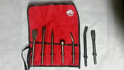 Air Hammer Chisel's 7-PC