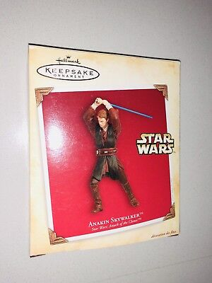 New Star Wars Anakin Figure Rare The Phantom Menace Keepsake Ornament