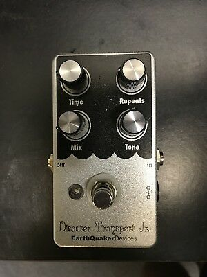Earthquakes Devices Disaster Transport Jr Delay Pedal