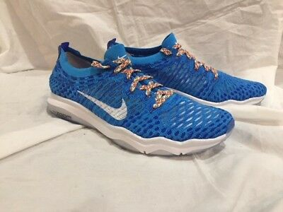 e448536deafe Nike Air Zoom Fearless Flyknit City Women s Training Shoes 902166 401 NO  BOX TOP