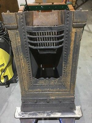 Fire Place Grate Sold As Since Good Condition