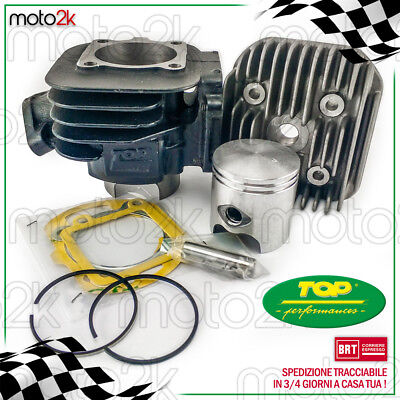 Gruppo Termico Top Trophy Ghisa D.47 70 Cc Mbk Booster Rocket 50 2T 1997 1998