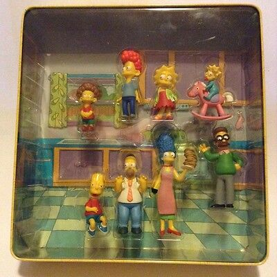 The Simpsons Figurines Collector's Tin [Special Edition] Series 1