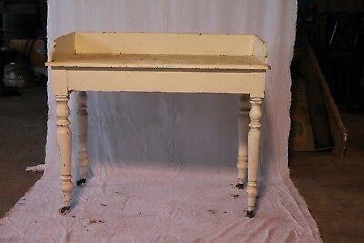 Victorian Painted Wash Stand, Weekend Project; Desk, Table
