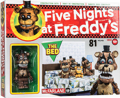McFarlane Toys - Five Nights at Freddy's Construction Set