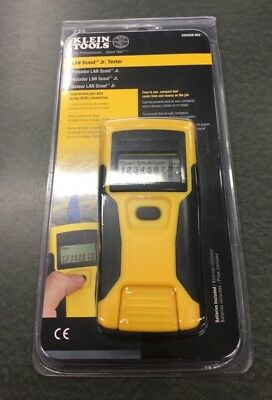 Brand New - Klein Tools LAN Scout Jr. Tester Model VDV526-052