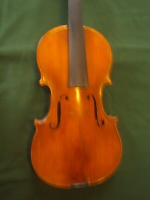Antique German or Czech Violin 4/4, Excellent Condition
