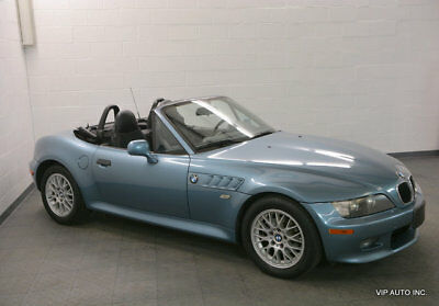 2002 BMW Z3 Roadster 2.5i BMW Z3 2.5i Premium Package Sport Package Power Top Heated Seats