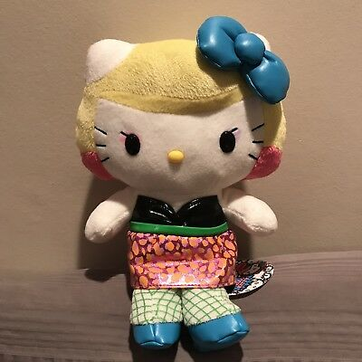 Sanrio 2013 Hello Kitty Harajuku Kawaii Collection Aya Blonde Plush Doll