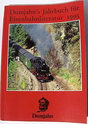 dumjahns Yearbook for Railway Literature 1993 duhmjahn Publishing House 212