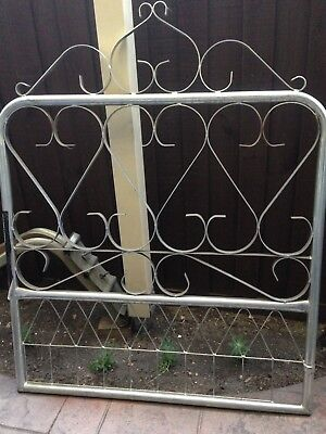 Kew ornamental steel gate Brand new