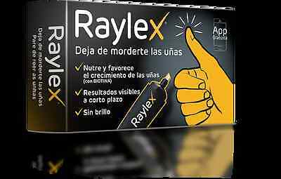 RAYLEX PEN SOLUTION FOR NAIL BITERS STOP BITING exp. date 11/2019